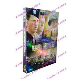 ╭~唯美影音~╯暢銷電影~Band of Brothers 諾曼第大空降 兄弟連 ~5DVD~9上下部