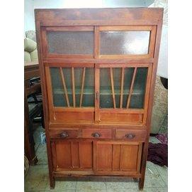 台灣古早檜木菜櫥