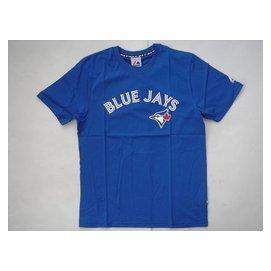 2015年 美國職棒大聯盟MLB MAJESTIC 多倫多藍鳥隊 LOGO lt 寶藍 短