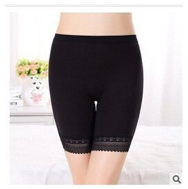 莫代爾防走光安全褲 加大加肥五分安全褲  Pi Free 零碼  服飾 洋裝、上衣、外套、