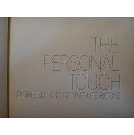 ~愛悅  A~1~ THE PERSONAL TOUCH BY THE EDITORS OF TIME~LIFE BOOKS