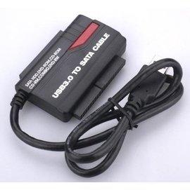 多功能 USB3.0 TO IDE/SATA 硬碟對拷 轉接線 USB轉IDE USB轉SATA 外接裝置傳輸