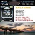 虹華數位 ㊣ 全新 HOYA PRO ND 8 減光鏡 72mm 減3格 超薄框 防水 防油汙 公司貨 PRO1D