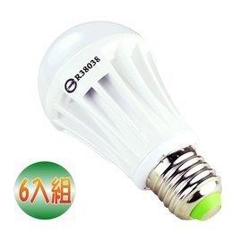 【UNIMAX美克斯】LED 高效10W節能燈泡(PLC-10)-黃光色(6入組)