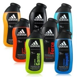 Adidas 愛迪達 男性運動香水 沐浴精 7款香味 250ml ✪棉花糖美妝香水✪