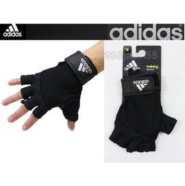 (布丁體育)愛迪達 adidas 專業健力手套 重量訓練手套 重訓手套 舉重手套 另賣nike 啞鈴 健腹輪 滾輪 握力