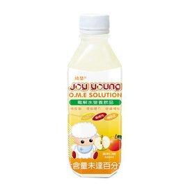 【瑞昌藥局】000296 嬌嬰 電解水解營養飲品 蘋果口味 360ml x 4入