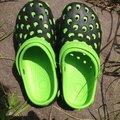 水滴花園 夏季正品洞洞鞋男涼鞋情侶拖鞋男女士沙灘鞋大碼涼拖鞋
