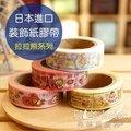 【菲林因斯特】日本進口 拉拉熊系列 紙膠帶 /底片 卡片 信封 手機 裝飾 mini25 mini70 mt maste