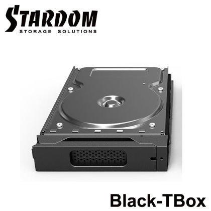 【MR3C】含稅附發票 STARDOM銳銨 Black-TB(Tray with Box) 3.5吋&2.5吋硬碟抽取盒