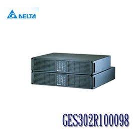 【MR3C】含稅 Delta台達 GES-302R 射手座Plus 3000VA On-Line機架式不斷電系統 UPS