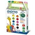 【義大利 GIOTTO】禮盒組蔬菜黏土(10x20g)