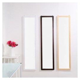 生活大發現-F-溫妮實木加長壁鏡(鏡子/收納/立鏡/桌鏡/W-HD-MR047/三色可選