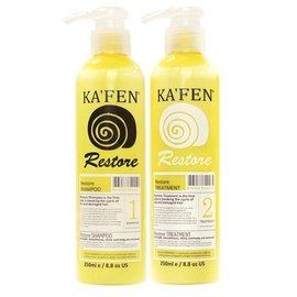Kafen 卡氛 蝸牛極致洗髮精/護髮素 250ml