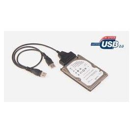 新竹【超人3C】雙USB供電 SATA 筆電硬碟救援 4TB 硬碟機 易驅線 2.5吋 Y型線 0010116@3K2