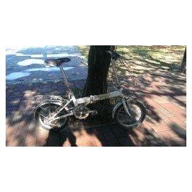 捷安特Giant 16吋Shimano變速摺疊自行車 FD~606