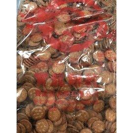 寶龍3000g黑糖奇福餅乾 價 (雪Q餅、雪花餅原料  請看清楚 描述再下單