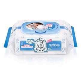 全新包裝 Baan 貝恩 EDI超純水 嬰兒保養柔濕巾80抽(69元)