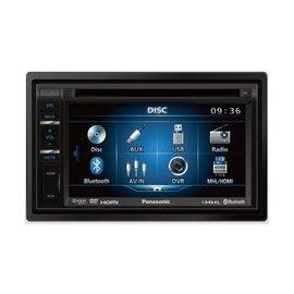 【Panasonic】6.1吋DVD/USB/AUX/HDMI/藍芽/導航/倒車/觸控螢幕主機CV-VB600T 可攜式