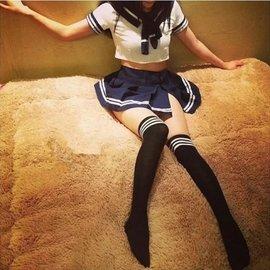 情趣內衣制服套裝日韓學生裝校服水手裝清純妹角色扮演夜店裝 100元