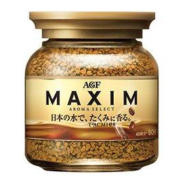 現貨|《MAXIM 箴言咖啡系列 罐裝80g》|AGF|愛子森林