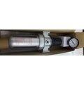 台製 THB 3分 (3/8) 二合一 調壓濾水器附錶 空氣機濾水器 防爆濾水器 過濾器 FR803 (附公母接頭)