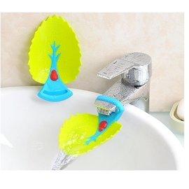 小久倉庫 洗手必備輔助器 兒童洗手器 水龍頭引水器 兒童導水器 水龍頭延伸器 鴨嘴水龍頭 螃蟹洗手器 自來水引導分流