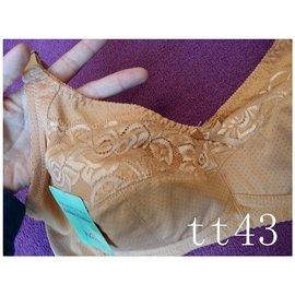 #x1f49d 製貴氣咖啡金無鋼圈大罩杯 孕婦可穿~百元內衣~