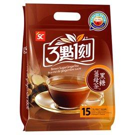 3點1刻 黑糖薑母茶(15gx15包) 三點一刻 超低價 現貨 保存日期2019.