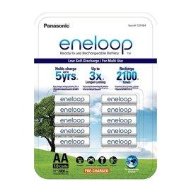 (現貨) Panasonic eneloop 原廠 三號 AA 2000mAh / 四號 AAA 800mAh 充電電池