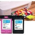 HP 60XL-HP高容量環保彩色墨水匣 HP60XL