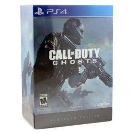 現貨中 PS4 遊戲 硬派版 決勝時刻 魅影 Call of Duty Ghosts (英文版) 附特典【板橋魔力】