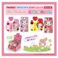 ☆CHL☆ 日本 IWAKO 岩澤 ER-KIT/MMD 001 002 Hello Kitty 凱蒂貓 美樂蒂 橡皮擦