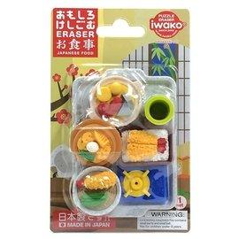 【CHL】日本 IWAKO 岩澤 981035 創意造型橡皮擦 日本火鍋鍋具組
