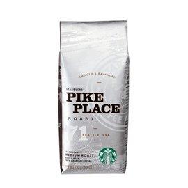 星巴克派克市場烘焙咖啡豆