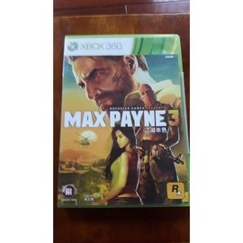 XBOX360 江湖本色3 Max Payne 3