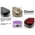 二合一Onoff充電插頭+行動電源(399元)