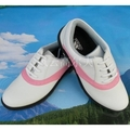 超值特價 Adidas/阿迪達斯 高爾夫球鞋 女士 高爾夫鞋 GOLF鞋 A15