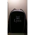 美國Lynx 輕量束口後背包  雙肩環保收納袋 輕便型後背包 寬版肩背帶 登山 露營 運動 休閒 衣物袋