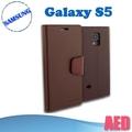 ⏪ AED ⏩ GOOSPERY Samsung Galaxy S5 G900 Sonata 側翻可立 皮套 手機殼