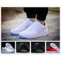 最低價!Nike Air Force 1 Ultra Flyknit耐吉空軍一號飛線編織 AF1 跑鞋休閒運動鞋低筒全白