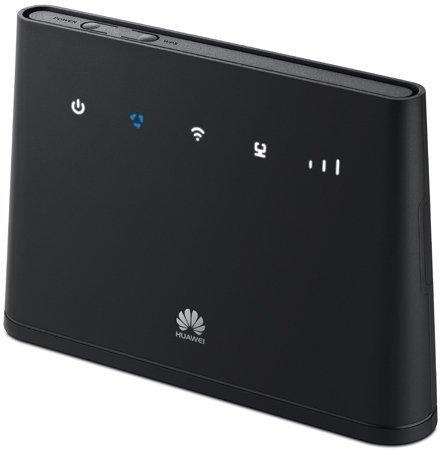 B310s-22 華為 網卡路由器 分享器 無線路由器 b315s-607 MF283 e5186 b593 黑色01
