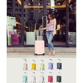 日本A.L.I MAXBOX超輕20吋八輪PC+ABS硬殼登機箱旅行箱行李箱五年保固免運 美國旅行者可參考