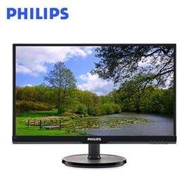 全新 含稅 PHILIPS 226V6QSB6 22型 IPS DVI LED寬螢幕顯示器