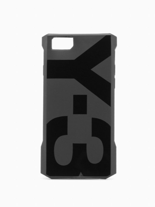 【全新現貨】 Y-3 Logo Iphone 5 5s SE 6  iphone7 Case 手機殼01