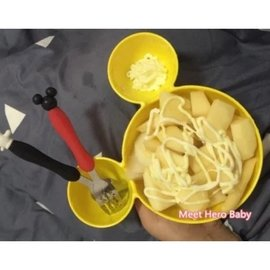 多色防摔卡通 大頭碗 水果盤 甜品餐具 餐盤 碗盤 兒童餐盤 100元
