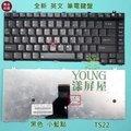 【漾屏屋】東芝 Toshiba Pro 6000 6100 Satellite M20  英文 筆電 鍵盤
