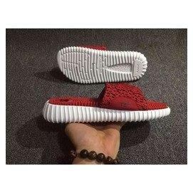 阿迪達斯 椰子懶人拖鞋 軟底 按摩釘 高 紅白 adidas 防滑拖鞋 百搭拖鞋 男女潮拖  拖鞋
