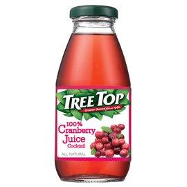 樹頂100%蔓越莓綜合果汁 300ml*6瓶 (玻璃罐)