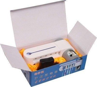 [炙哥]FB熱銷紫外線殺菌牙刷盒/自動擠牙膏/紫外線消毒器/紫外線牙刷消毒盒/紫外線牙刷架06